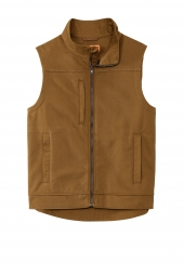 CornerStone CSV60 Duck Bonded Soft Shell Vest