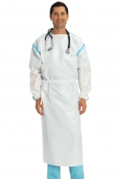 CornerStone GWNA Disposable Isolation Gown
