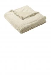 Port Authority BP45 Faux Fur Blanket