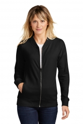 Sport-Tek LST274 Ladies Lightweight French Terry Bomber