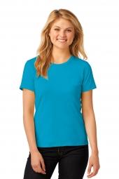 Anvil Ladies 100% Combed Ring Spun Cotton T-Shirt. 880