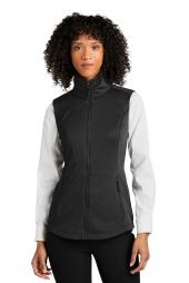 Port Authority Ladies Collective Smooth Fleece Vest L906