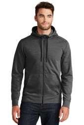 New Era Tri-Blend Fleece Full-Zip HoodieNEA511