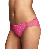 Soaring Scribble Dots/Soaring Pink w/Pink Pirouette Cross Dye