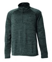 Charles River Youth Space Dye Performance Pullover