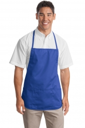 Medium-Length Apron