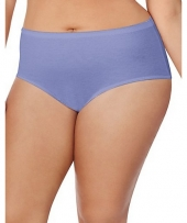Just My Size Cotton TAGLESS® Brief Panties