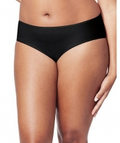 Just My Size Cotton-Stretch Women's Hipster Panties Pair Pack