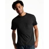 Hanes ComfortSoft® Cool DRI® TAGLESS® Men's Dyed Crewneck Pocket Undershirt