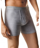 Hanes Men's Boxer Brief with Comfort Flex® Waistband
