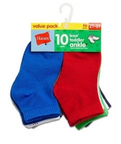 Hanes Boys' Infant/Toddler Ankle