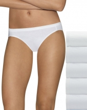 Hanes Ultimate™ Comfort Cotton Women's Bikini Panties
