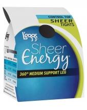 L'eggs Sheer Energy Control Top Sheer Tight