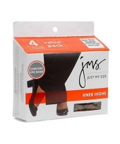 JMS Reinforced Toe Knee High