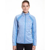 Champion Womens Bonded Sport Knit Softshell