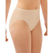 Bali Full-Cut Fit Hi-Cut Panty