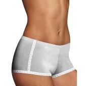 Grey Heather w/White