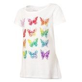 Butterfly Grid/White