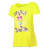 Sundae Funday/Neon Citrus Heather