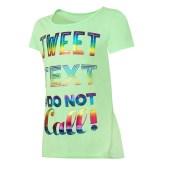 Tweet Text/Iced Green Tea