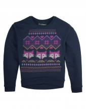 Fairisle Fabulous/Navy