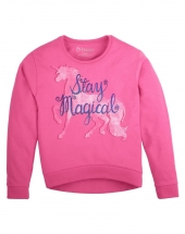 Stay Magical/Vivid Fuchsia