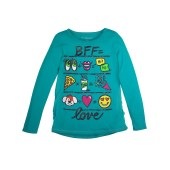 BFF Love/Upbeat Teal