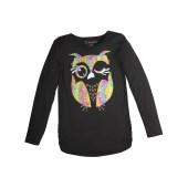 Owl Friend/Black