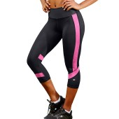 Champion Women Absolute Colorblock Capris With SmoothTec™ Waistband