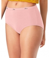 Hanes Women's Cotton Brief P10