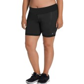 Champion Women's Plus Absolute Shorts