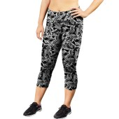 Champion Women's Plus Absolute Printed Capris With SmoothTec™ Band