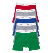 Hanes Toddler Boys' Boxer Briefs with Comfort Flex® Waistband