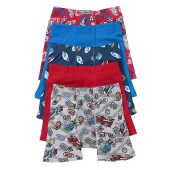 Hanes Toddler Boys' Printed Boxer Briefs with Comfort Flex® Waistband