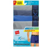 Dyed X-Temp Air poly Boxer Brief Bonus Pack
