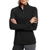 Champion Women's Marathon 1/4 Zip Pullover