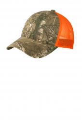 Realtree Xtra/ Neon Orange