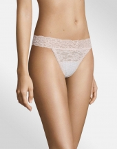 Ivory Pirouette Stripe/Pink Pirouette