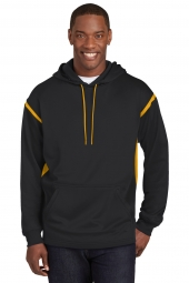 Tall Tech Fleece Colorblock Hooded Sweatshirt