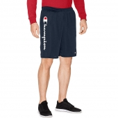 Champion Mens Mesh Short - Graphic Script Logo