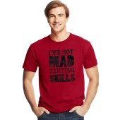 Hanes Men's Mad Skills Graphic Tee