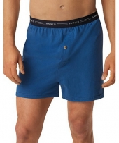 Hanes Men's TAGLESS ComfortSoft Knit Boxer with Comfort Flex Waistband
