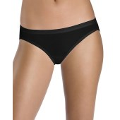 Hanes Women's Cotton Stretch Bikini with ComfortSoft Waistband