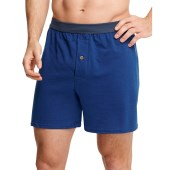 Hanes Men's TAGLESS ComfortSoft Knit Boxers with ComfortSoft Waistband
