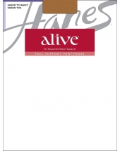 Hanes Alive Sheer to Waist Pantyhose