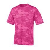 Wow Pink Camo