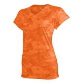 Safety Orange Camo