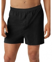 Hanes Men's TAGLESS Knit Boxers with Comfort Flex Waistband