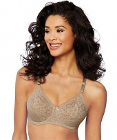 Bali Lace 'n Smooth Underwire Bra