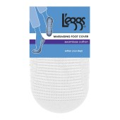 L'eggs Seamless Cotton Foot Cover